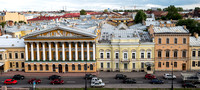 St. Petersburg Elevated Views